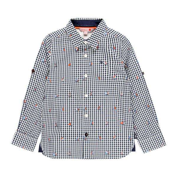 Boboli Poplin shirt for boy  print 20-739267