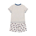Knit pyjamas for boy Πιτζαμες grey 20-939067