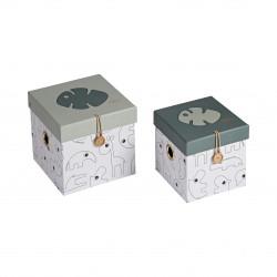 d27a025b117 Done by Deer Σετ κουτιών, μικρά, Tiny tropics - 5095853