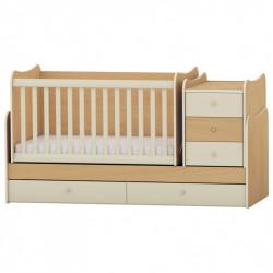 8d9e38585f2 Arbor Baby Πολυμορφικό Κρεβάτι Κούνια-Δρυς Gobi Λευκός