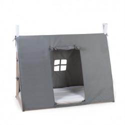 CHILDHOME Κάλυμμα Grey Για TIPI Bed 70*140 cm BR74317