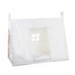CHILDHOME Κάλυμμα White Για TIPI Bed 70*140 cm BR74318