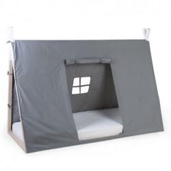 CHILDHOME Κάλυμμα Grey Για TIPI Bed 90*200 cm BR74319