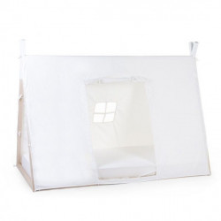 CHILDHOME Κάλυμμα White Για TIPI Bed 90*200 cm BR74320