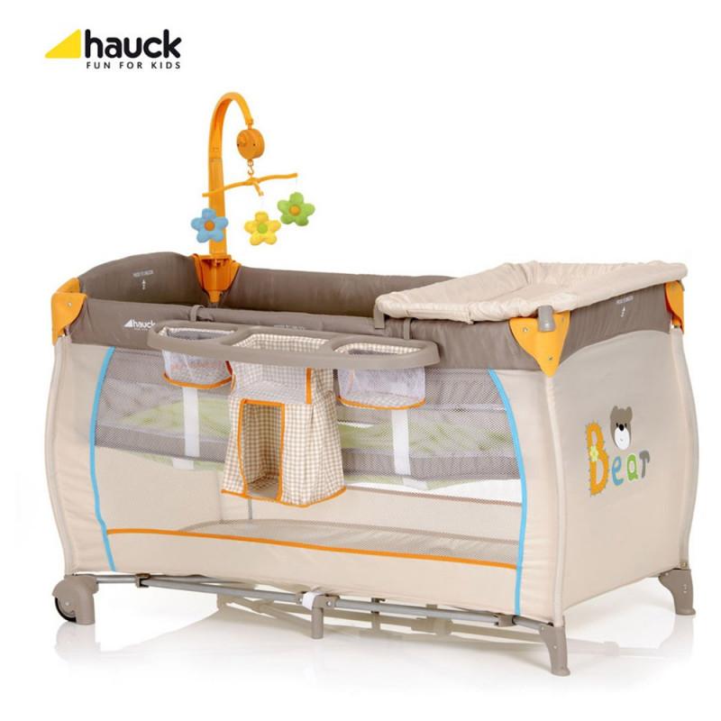 f9dcb387639 Hauck Παρκοκρέβατο Baby Center