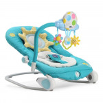 Chicco Ρηλάξ Balloon 0-18 kg 79282 Turquoise 41