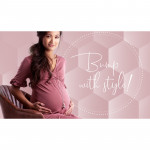 Proud Mama Babybel Basic Γκρι Κορδόνι PM-395