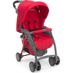 Chicco Καρότσι Simplicity New SCARLET 79115-30