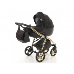 Tako Πολυκαρότσι 2 in 1 Laret Classic 01 BLACK/GOLD 6720