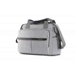 Inglesina Τσάντα Αλλαγής Dual Bag Aptica Silk Grey AX91N1SLG