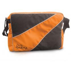 4cbb8b424d Just Baby Τσάντα   Αλλαξιέρα Πορτοκαλί JB9016