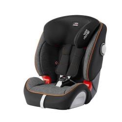 Britax Κάθισμα Αυτοκινήτου Evolva 1-2-3 SL Sict 9-36kg BLACK MARBLE (ΔΩΡΟ SUMMER COVER ΓΙΑ ΤΟ ΑΥΤΟΚΙΝΗΤΟ)!