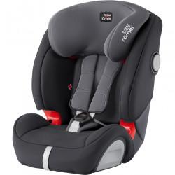 Britax Κάθισμα Αυτοκινήτου Evolva 1-2-3 SL Sict 9-36kg STORM GREY (ΔΩΡΟ SUMMER COVER ΓΙΑ ΤΟ ΑΥΤΟΚΙΝΗΤΟ)!