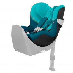 Cybex Κάθισμα Αυτοκινήτου (με βάση M) Sirona M2 i-Size River Blue SensorSafe 520000485