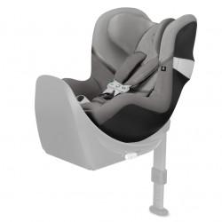Cybex Κάθισμα Αυτοκινήτου (με βάση M) Sirona M2 i-Size Soho Grey SensorSafe 520000493