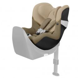 Cybex Κάθισμα Αυτοκινήτου (με βάση M) Sirona M2 i-Size Classic Beige SensorSafe 520002519