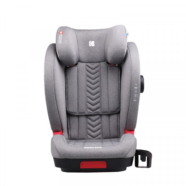 Kikka Boo Κάθισμα Αυτοκινήτου (15-36 kg) Tilt Light Grey 2020 31002090024