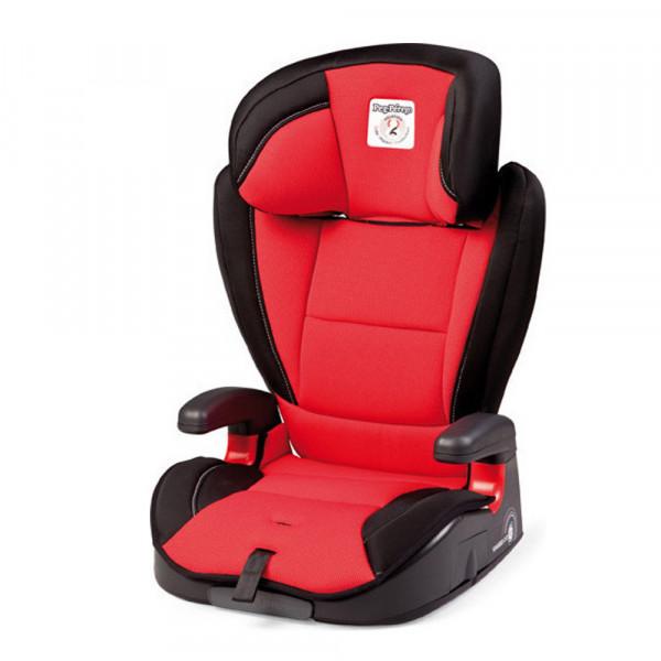 Peg-Perego Κάθισμα Αυτοκινήτου Viaggio 2-3 Surefix 15-36kg Rouge (ΔΩΡΟ ΚΑΘΡΕΦΤΑΚΙ ΚΑΙ ΗΛΙΟΠΡΟΣΤΑΣΙΕΣ!)