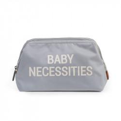 CHILDHOME Nεσσεσέρ Baby Necessities Grey Off White BR73580