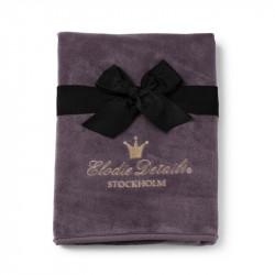 Elodie Details Κουβέρτα Αγκαλιάς Fleece 'Plum Love Velvet'