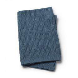 Elodie Details Κουβέρτα Αγκαλιάς Πλεκτή 'Tender Blue'