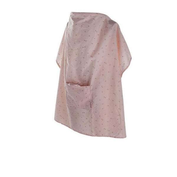 Minene Κάλυμμα Θηλασμού Metalic Pink 23301
