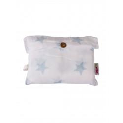 Minene Μεγάλη μουσελίνα Σιέλ αστέρια 21304
