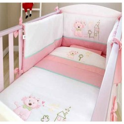 3427586fa48 New Baby Προίκα Σετ 3 τεμ Smile with Me Pink 50331500
