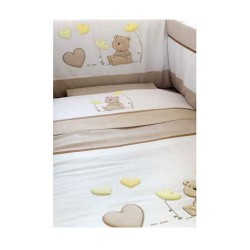 43b28a6db8f New Baby Προίκα Σετ 3 τεμ Pooh in Love 50341500