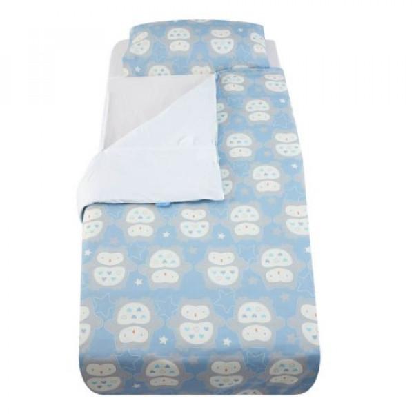 GroToBed Σετ ύπνου για μονό κρεββάτι Ollie the Owl - AHA0072