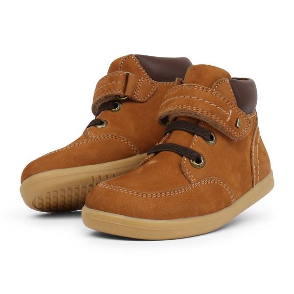 Bobux: iWalk Timber Boot Mustard 632601