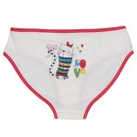 Boboli Pack 3 knickers for girl - off white
