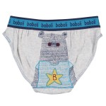 Boboli Pack 3 slips for boy - stripes 934118