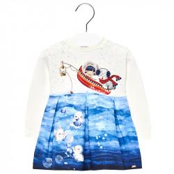57362815b02 Mayoral Φορεμα φωκιες ναυτ.μπλε 18-02952-010 2952