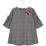 Mayoral Φόρεμα καρό για κορίτσι κοκκινο 18-07936-055 7936