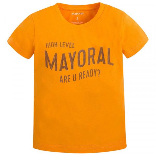 Mayoral Μπλούζα κοντομάνικη βασική 28-00170-070 170