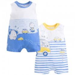Mayoral Σετ 2 φορμακια μακο πουκαμισο μπλε 28-01660-040 1660 dbe87210a17