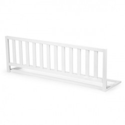 CHILDHOME Προστατευτικό Ξύλινο Κάγκελο Λευκό 120CM BR84547