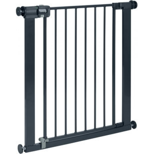 Safety 1st Μπάρα Ασφαλείας Easy Close Metal Black 24750-00