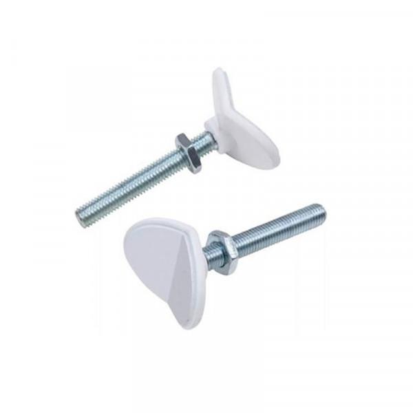 Safety 1st Αντάπτορες για καγκελο Σκάλας Easy Close Metal 24840