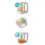 Avent Παρασκευαστής Υγιεινής Βρεφικής Τροφής 2 σε 1
