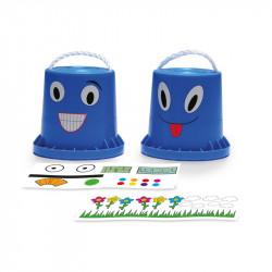 BS Toys DIY Walking Bobbins