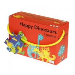 "Barbo Toys 3 Puzzle ""Dino"""