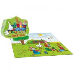 "Barbo Toys Puzzle ""Για πάντα φίλοι"""