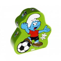 Barbo Toys Puzzle Στρουμφ Ποδόσφαιρο