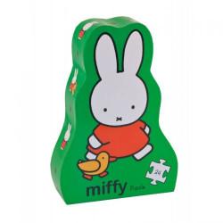 Barbo Toys Puzzle Miffy Φάρμα 24 κομμάτια