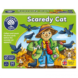 Orchard Toys Scaredy Cat Game