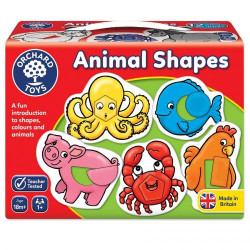Orchard Toys Animal Shapes Game