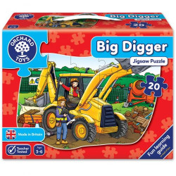 Orchard Toys Big Digger Jigsaw Puzzle
