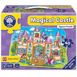 Orchard Toys Magical Castle Jigsaw Puzzle